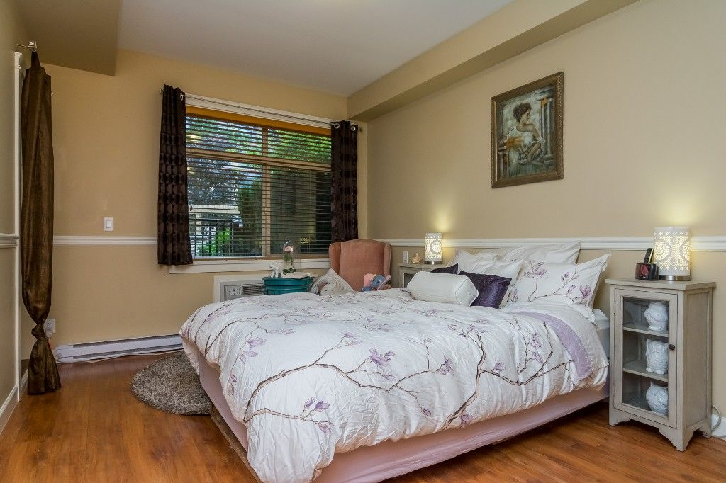 """Photo 22: Photos: 155 8328 207A Street in Langley: Willoughby Heights Condo for sale in """"YORKSON CREEK"""" : MLS®# R2201226"""