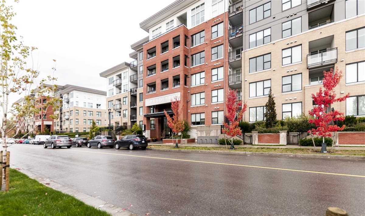 Photo 1: Photos: 309 9399 ALEXANDRA Road in Richmond: West Cambie Condo for sale : MLS®# R2216365