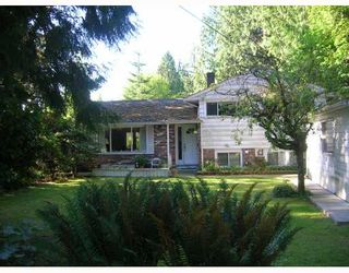 Main Photo: 1061 HANDSWORTH Road in North_Vancouver: Canyon Heights NV House for sale (North Vancouver)  : MLS®# V772403