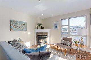"""Photo 5: 307 1858 W 5TH Avenue in Vancouver: Kitsilano Condo for sale in """"Greenwich"""" (Vancouver West)  : MLS®# R2326552"""
