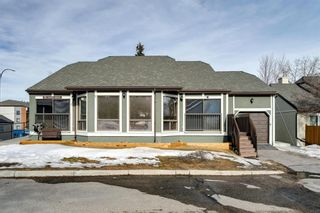 Photo 47: 84 Coach Side Terrace SW in Calgary: Coach Hill Semi Detached for sale : MLS®# A1077504
