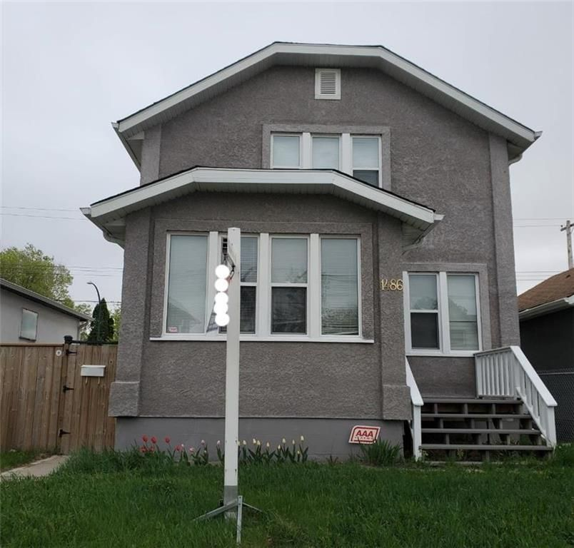 Main Photo: 1486 Pacific Avenue in Winnipeg: Weston Residential for sale (5D)  : MLS®# 202110439