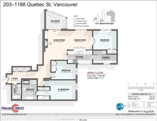 "Photo 26: 203 1188 QUEBEC Street in Vancouver: Downtown VE Condo for sale in ""City Gate One By Bosa"" (Vancouver East)  : MLS®# R2510163"