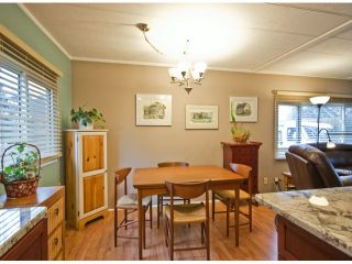 Photo 8: 31539 LOMBARD Avenue in Abbotsford: Poplar Manufactured Home for sale : MLS®# F1429021