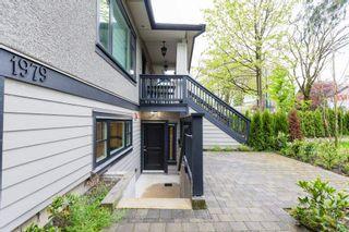 Photo 5: 1979 W 12TH Avenue in Vancouver: Kitsilano Condo for sale (Vancouver West)  : MLS®# R2362043