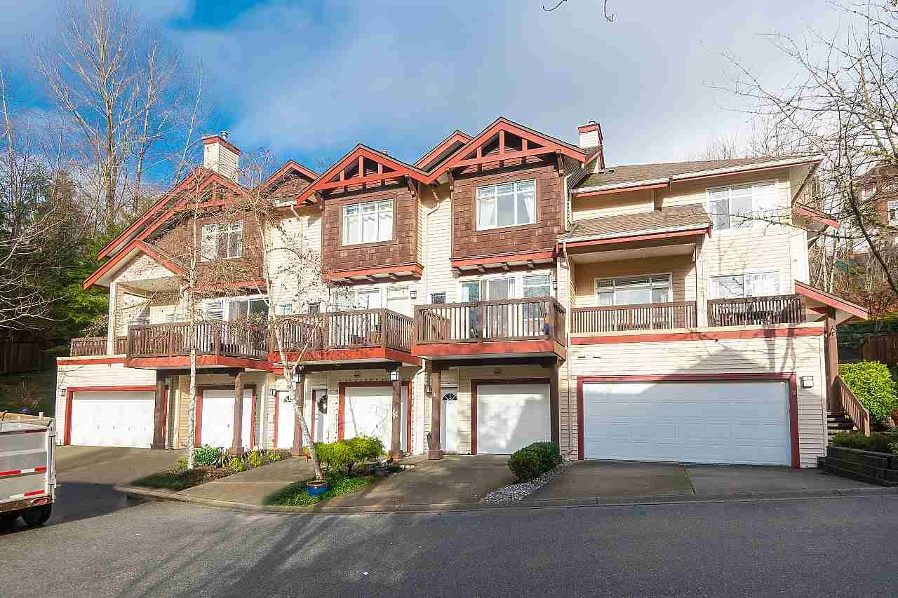 Main Photo: 43 15 FOREST PARK WAY in Port Moody: Heritage Woods PM Townhouse for sale : MLS®# R2526076
