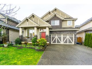 "Photo 1: 8157 211 Street in Langley: Willoughby Heights House for sale in ""Yorkson"" : MLS®# R2043552"