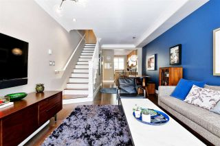 """Photo 4: 2939 LAUREL Street in Vancouver: Fairview VW Townhouse for sale in """"BROWNSTONE"""" (Vancouver West)  : MLS®# R2597840"""