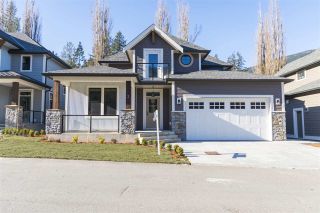 """Photo 1: 3 1885 COLUMBIA VALLEY Road: Lindell Beach House for sale in """"AQUADEL CROSSING"""" (Cultus Lake)  : MLS®# R2250002"""