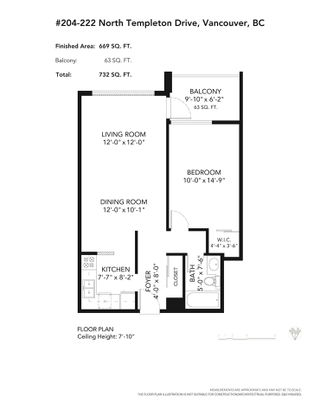 """Photo 22: 204 222 N TEMPLETON Drive in Vancouver: Hastings Condo for sale in """"Cambrige Court"""" (Vancouver East)  : MLS®# R2587190"""