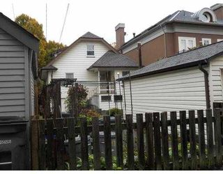 Photo 2: 1081 CYPRESS Street in Vancouver: Kitsilano House for sale (Vancouver West)  : MLS®# V919284