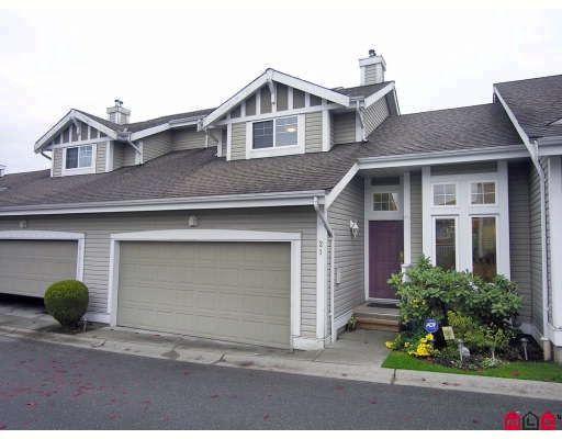 "Main Photo: 21 20788 87TH Avenue in Langley: Walnut Grove Townhouse for sale in ""KENSINGTON VILLAGE"" : MLS®# F2830864"