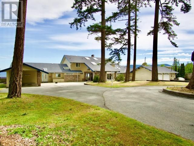 Main Photo: 2102 DONKERSLEY ROAD in Powell River: House for sale : MLS®# 15932
