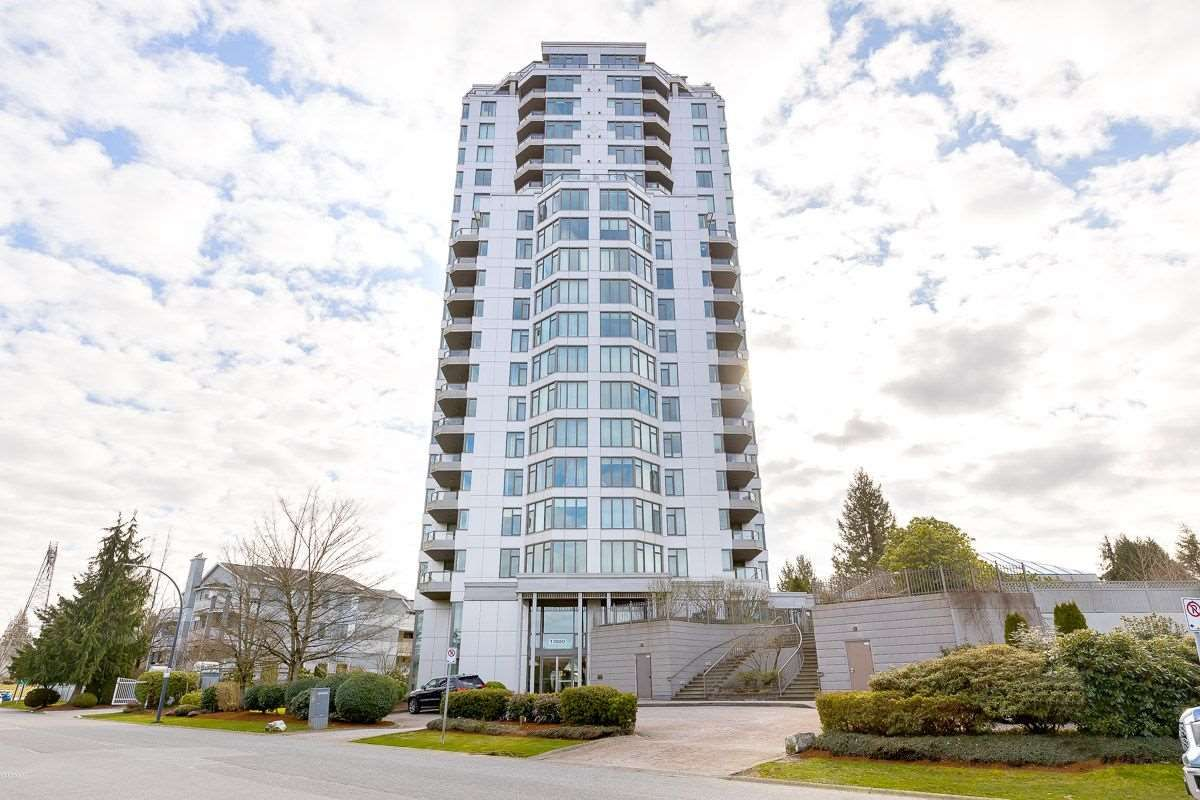 "Main Photo: 205 13880 101 Avenue in Surrey: Whalley Condo for sale in ""ODYSSEY TOWER"" (North Surrey)  : MLS®# R2537263"