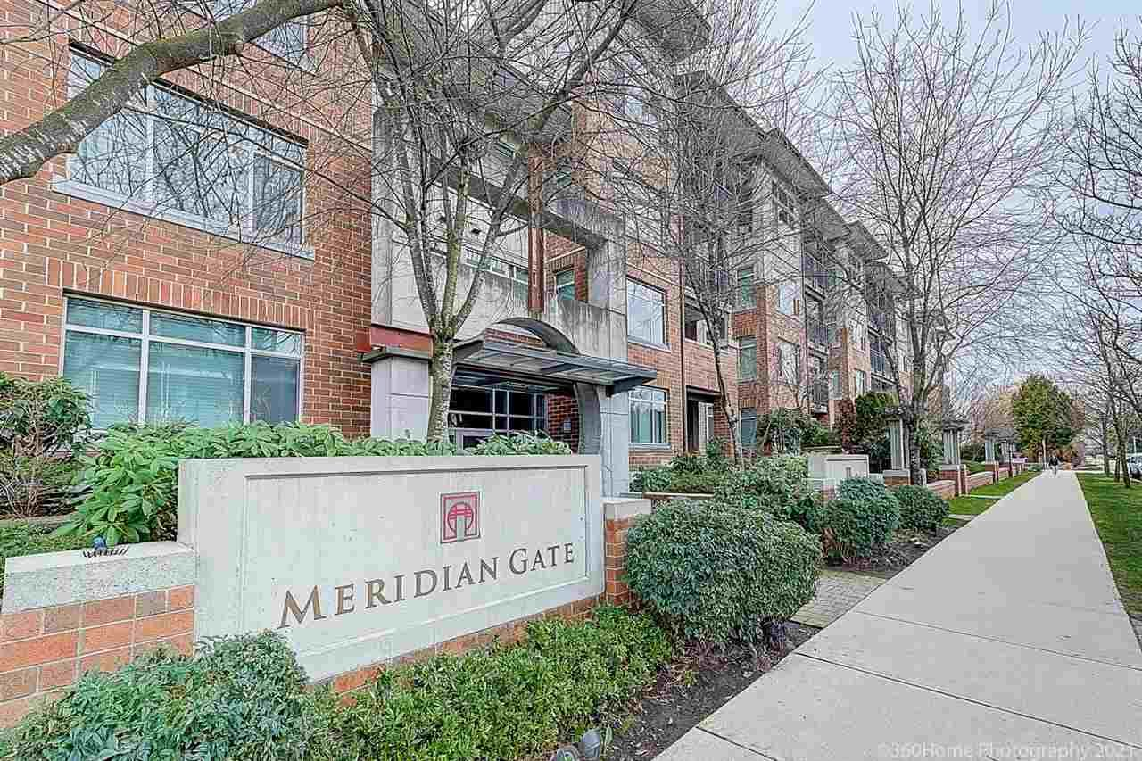 Main Photo: 233 9288 ODLIN Road in Richmond: West Cambie Condo for sale : MLS®# R2545919
