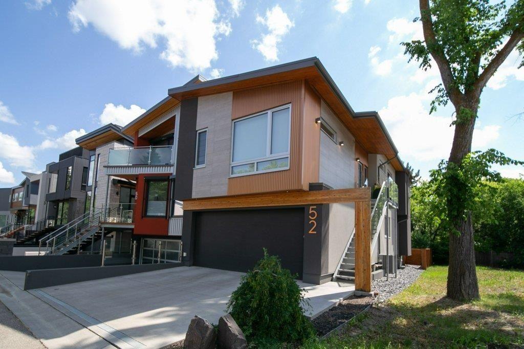 Main Photo: 52 SYLVANCROFT Lane in Edmonton: Zone 07 House Half Duplex for sale : MLS®# E4251662