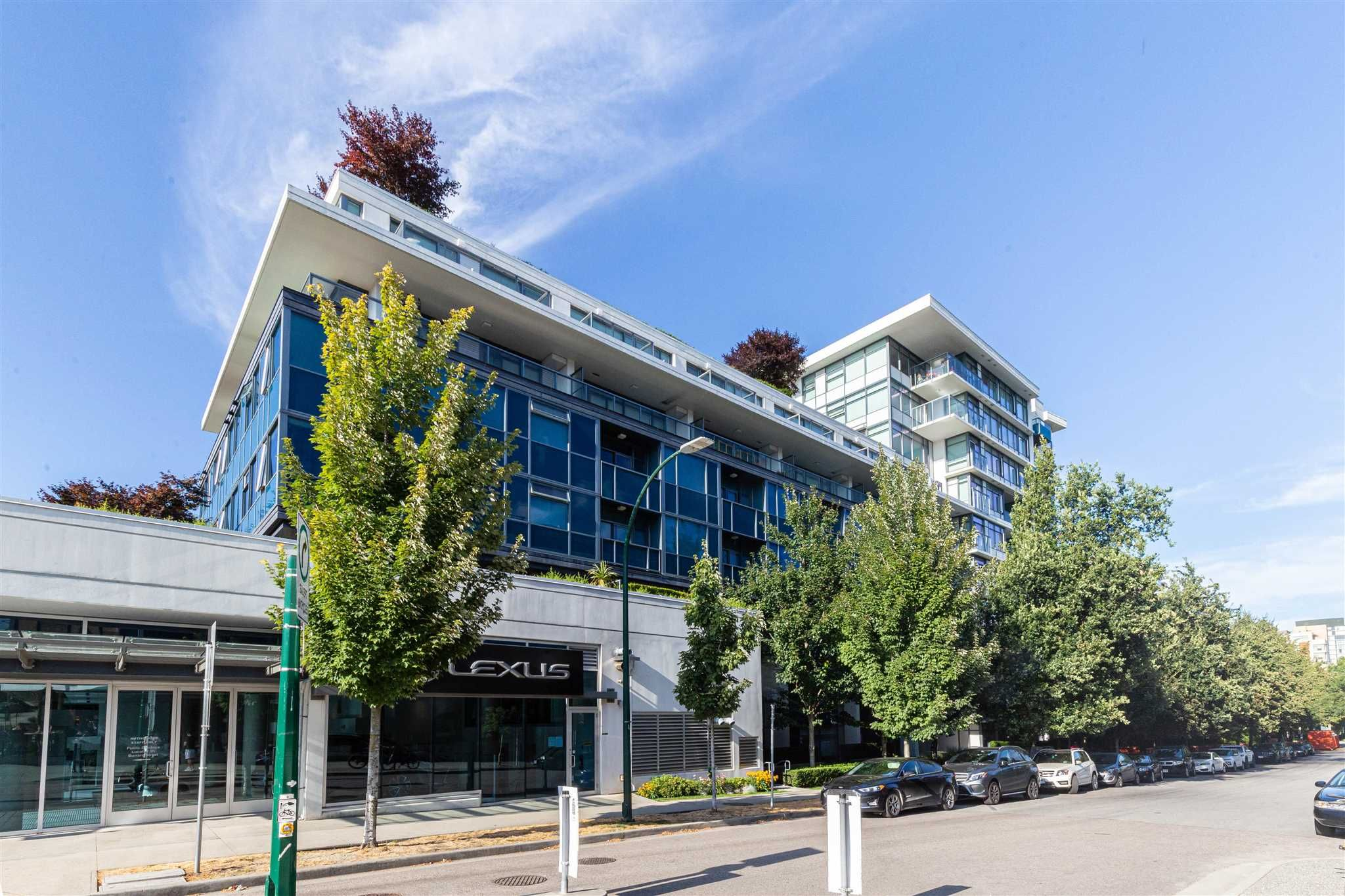 """Photo 1: Photos: 235 1777 W 7TH Avenue in Vancouver: Fairview VW Condo for sale in """"KITS 360"""" (Vancouver West)  : MLS®# R2607032"""