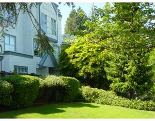 """Photo 2: 101 5695 CHAFFEY Avenue in Burnaby: Central Park BS Condo for sale in """"DURHAM PLACE"""" (Burnaby South)  : MLS®# V785287"""