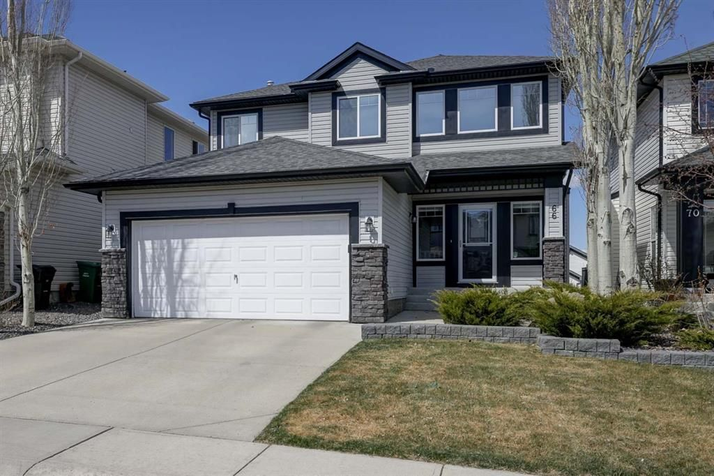 Photo 1: Photos: 66 Everhollow Rise SW in Calgary: Evergreen Detached for sale : MLS®# A1101731