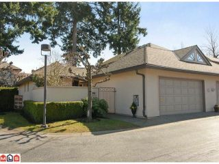"""Photo 2: 112 1770 128TH Street in Surrey: Crescent Bch Ocean Pk. Townhouse for sale in """"Palisades"""" (South Surrey White Rock)  : MLS®# F1207044"""