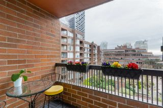 """Photo 13: 513 950 DRAKE Street in Vancouver: Downtown VW Condo for sale in """"ANCHOR POINT"""" (Vancouver West)  : MLS®# R2557103"""