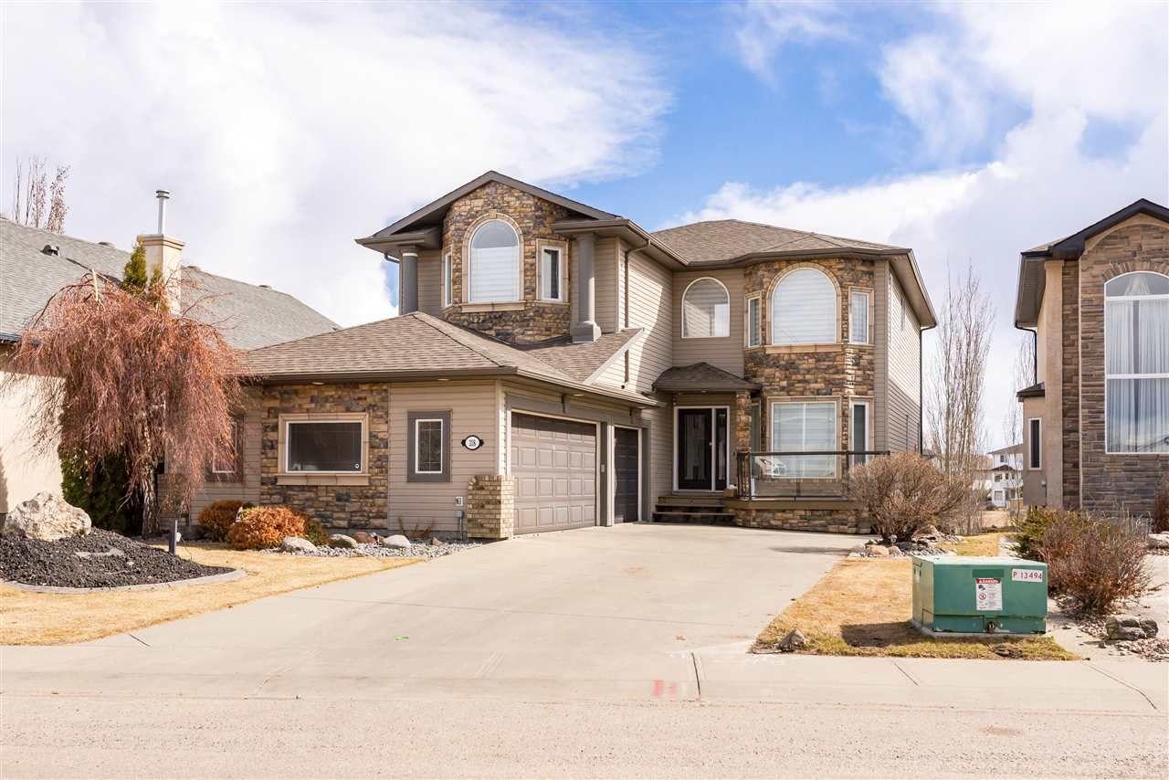 Main Photo: 318 Hudson Bend in Edmonton: Zone 27 House for sale : MLS®# E4238357