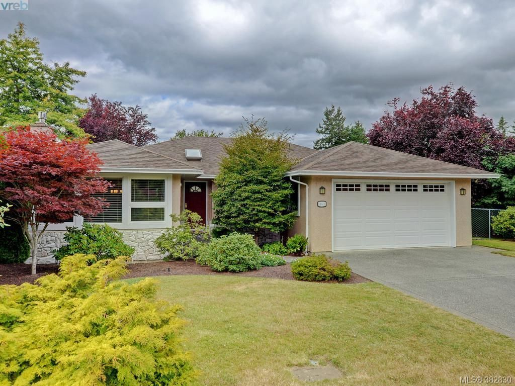 Main Photo: 868 Gardner Pl in VICTORIA: SE Cordova Bay House for sale (Saanich East)  : MLS®# 769313