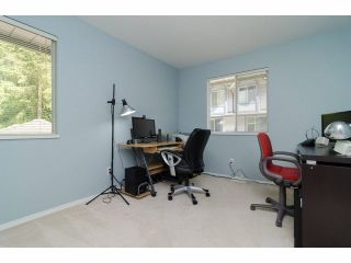 """Photo 14: 49 103 PARKSIDE Drive in Port Moody: Heritage Mountain Townhouse for sale in """"TREETOPS"""" : MLS®# V1065898"""