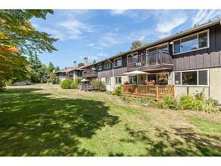 "Photo 12: 312 555 W 28TH Street in North Vancouver: Upper Lonsdale Townhouse for sale in ""CEDAR BROOKE VILLAGE"" : MLS®# V1141545"