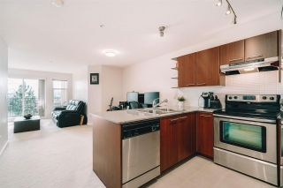 """Photo 1: 202 4728 BRENTWOOD Drive in Burnaby: Brentwood Park Condo for sale in """"The Varley at Brentwood Gate"""" (Burnaby North)  : MLS®# R2544474"""