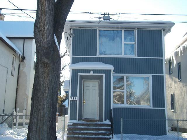 Main Photo: 286 BOYD Avenue in WINNIPEG: North End Residential for sale (North West Winnipeg)  : MLS®# 1023256