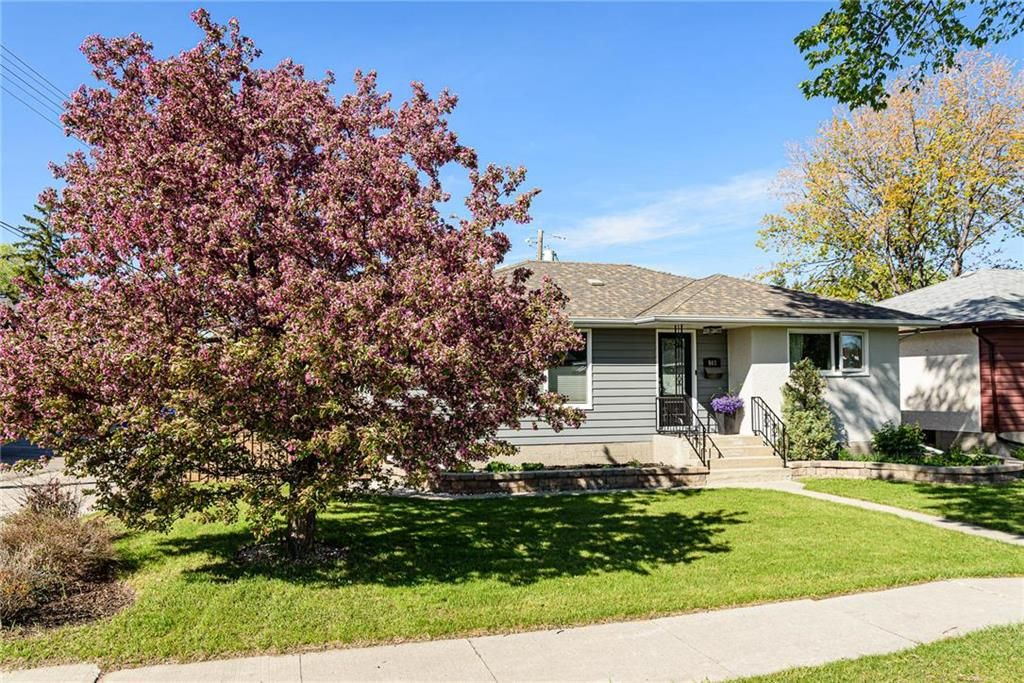 Photo 4: Photos: 603 Fleming Avenue in Winnipeg: Residential for sale (3B)  : MLS®# 202113289