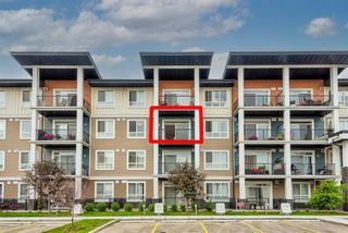 Photo 1: 314 30 Walgrove Walk SE in Calgary: Walden Apartment for sale : MLS®# A1127184