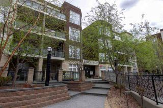 Photo 1: 222 10407 122 Street in Edmonton: Zone 07 Condo for sale : MLS®# E4236835