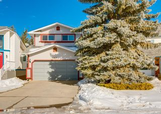 Photo 1: 147 Scenic Cove Circle NW in Calgary: Scenic Acres Detached for sale : MLS®# A1073490