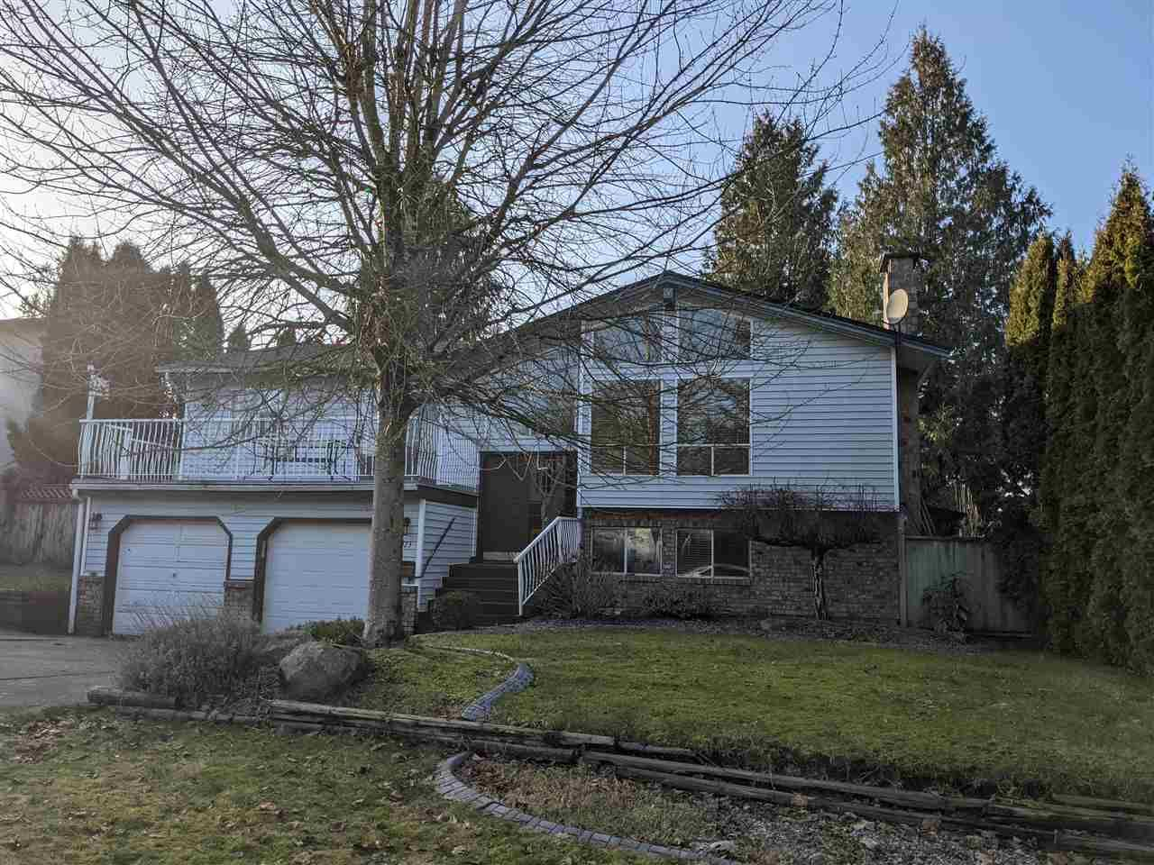 Main Photo: 3723 DAVIE STREET in Abbotsford: Abbotsford East House for sale : MLS®# R2530964