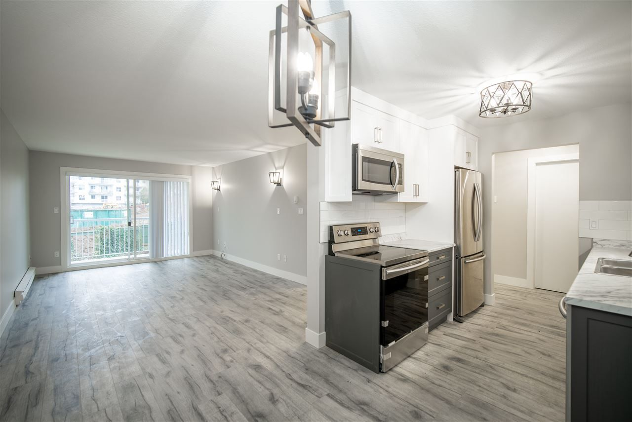"""Main Photo: 101 2750 FULLER Street in Abbotsford: Central Abbotsford Condo for sale in """"Valley View Terrace"""" : MLS®# R2573610"""