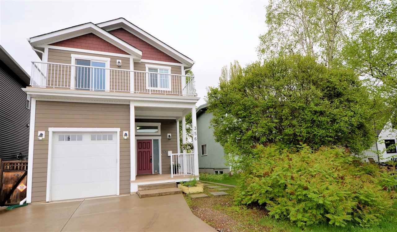 """Main Photo: 356 BURDEN Street in Prince George: Nechako View House for sale in """"Nechako View / Central"""" (PG City Central (Zone 72))  : MLS®# R2581178"""