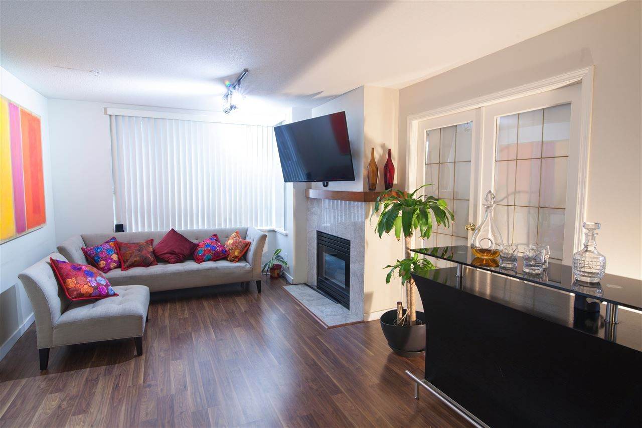 Main Photo: 213 1163 THE HIGH Street in Coquitlam: North Coquitlam Condo for sale : MLS®# R2358441