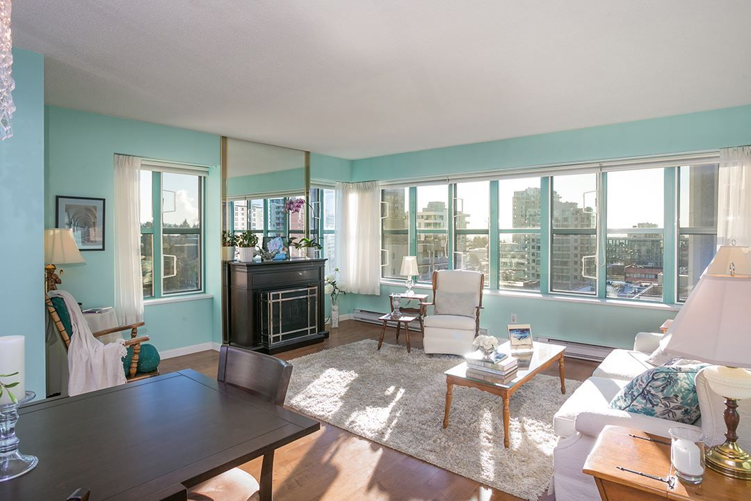 """Main Photo: 903 1555 EASTERN Avenue in North Vancouver: Central Lonsdale Condo for sale in """"THE SOVEREIGN"""" : MLS®# R2131360"""