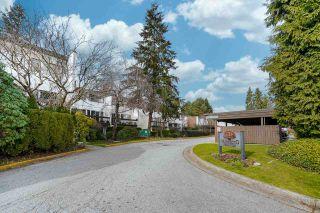 """Photo 2: 1 7307 MONTECITO Drive in Burnaby: Montecito Townhouse for sale in """"VILLA MONTECITO"""" (Burnaby North)  : MLS®# R2588844"""