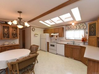 Photo 3: 37 4714 Muir Rd in COURTENAY: CV Courtenay East Manufactured Home for sale (Comox Valley)  : MLS®# 803028