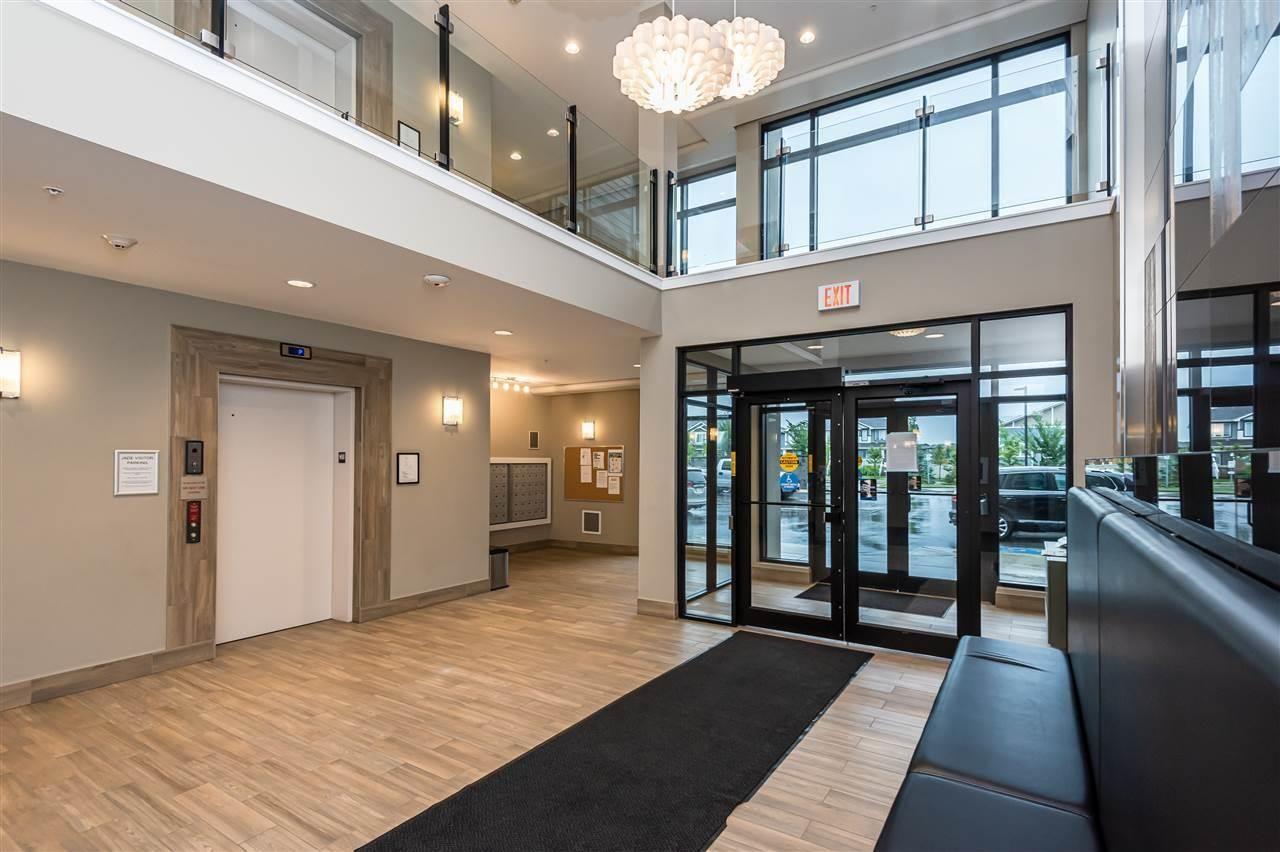 Main Photo: 337 1008 ROSENTHAL Boulevard in Edmonton: Zone 58 Condo for sale : MLS®# E4226292