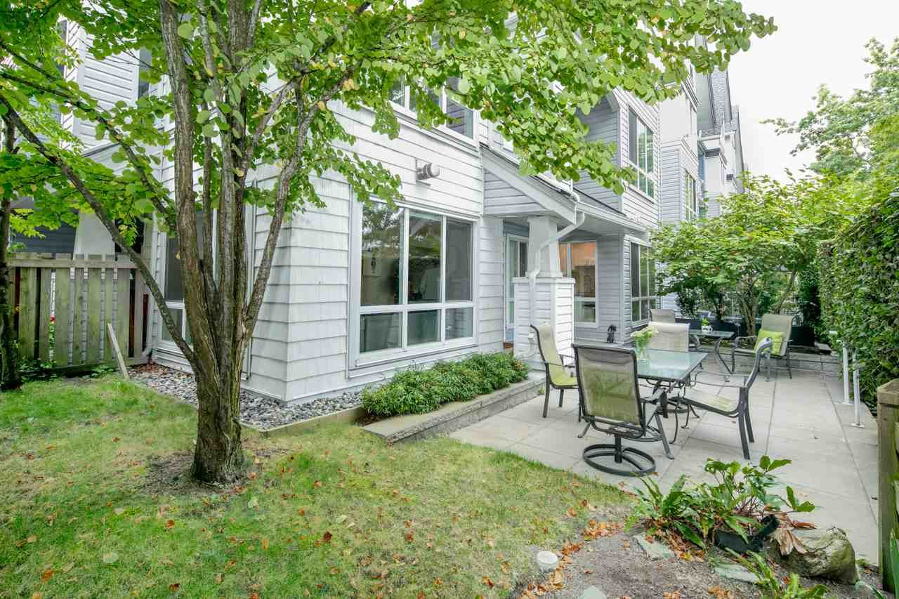 """Main Photo: 126 12639 NO. 2 Road in Richmond: Steveston South Townhouse for sale in """"Nautica South"""" : MLS®# R2496141"""