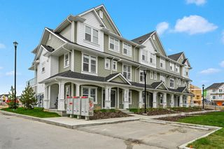 Main Photo: 328 Copperstone Manor SE in Calgary: Copperfield Row/Townhouse for sale : MLS®# A1156773