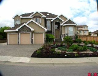 Photo 1: 8699 167TH ST in Surrey: Fleetwood Tynehead House for sale : MLS®# F2614028
