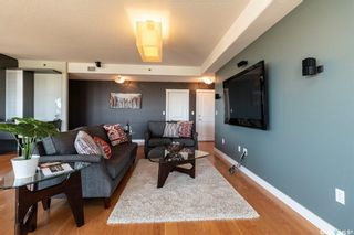 Photo 2: 403 401 Cartwright Street in Saskatoon: The Willows Residential for sale : MLS®# SK840032