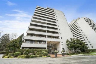 """Photo 1: 1107 4194 MAYWOOD Street in Burnaby: Metrotown Condo for sale in """"PARK AVENUE TOWERS"""" (Burnaby South)  : MLS®# R2541535"""