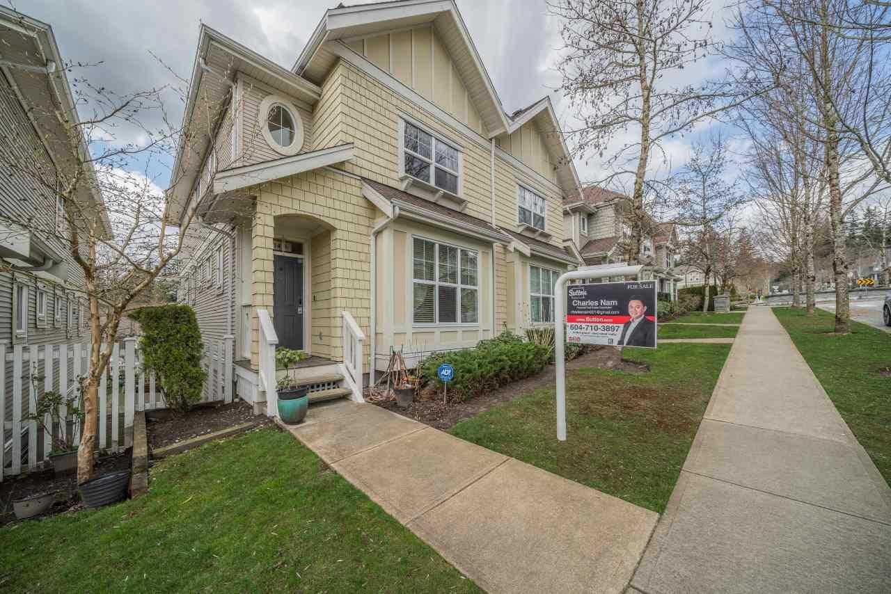 Main Photo: 1436 MARGUERITE STREET in Coquitlam: Burke Mountain Townhouse for sale : MLS®# R2557388