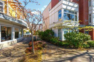 Photo 1: 13 60 Dallas Rd in : Vi James Bay Row/Townhouse for sale (Victoria)  : MLS®# 871492